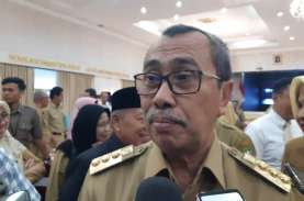 Gubernur Riau Tinjau Pemilu Ulang di Rokan Hulu