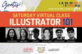 Datascrip dan Komunitas Ilustrator Indonesia Gelar…
