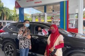 Hari Kartini, Petugas SPBU di Sulsel dan Sultra Tampil…