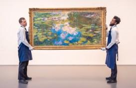 Sotheby's Lelang Lukisan Monet, Harganya Ditaksir Rp500 Miliar