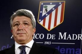 Atletico Madrid & Inter Milan Mundur dari Liga Super…