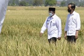 Jokowi Siap Penuhi Permintaan Petani Indramayu