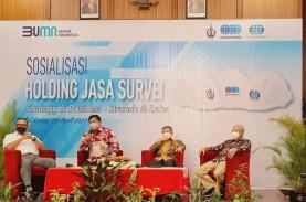 Persiapan Holding, Tiga BUMN Jasa Survei Kolaborasi…
