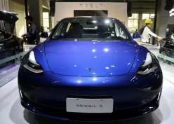 IIMS 2021, Ini Cara dan Jadwal Test Drive Mobil Listrik Tesla