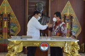Menhan Prabowo & Dirut BPJS Kesehatan Teken Perpanjangan…