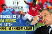 Florentino Perez, Real Madrid dan European Super League