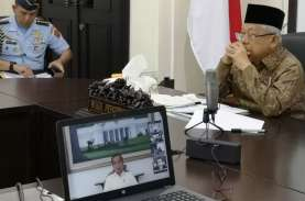 Wapres: Konversi Bank Riau Kepri Jadi Syariah Dukung…
