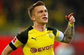 Hasil Bundesliga, Dortmund & Wolfsburg Jaga Peluang…