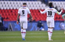 Monaco & Juara Bertahan PSG Lolos ke Semifinal Piala Prancis