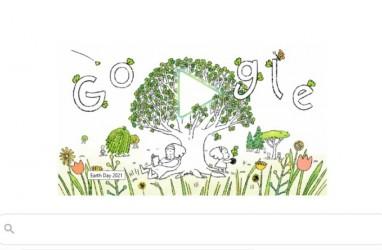 Google Doogle Rayakan Earth Day, Ini Sejarah Peringatan Hari Bumi