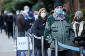 Lonjakan Virus Global Ancam Momentum Pemulihan Ekonomi