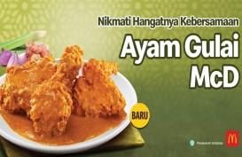 McDonalds Indonesia Hadirkan Menu Baru Ayam Saus Gulai Edisi Ramadan