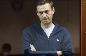 Ribuan Pendukung Navalny Demo di Moskow, Lebih dari…