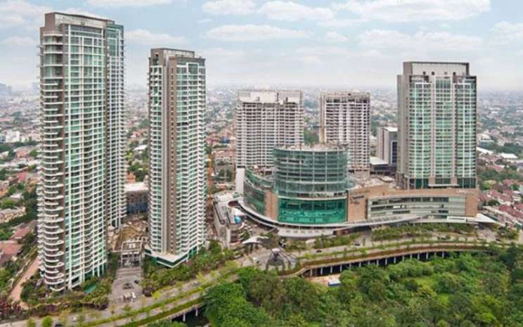 Kawasan Lippo Kemang, Jakarta Selatan. - lippokarawaci
