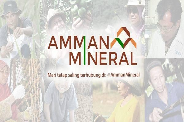 PT Amman Mineral Nusa Tenggara - Istimewa