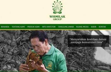 Laba Bersih Wismilak (WIIM) Meroket 537 Persen pada 2020