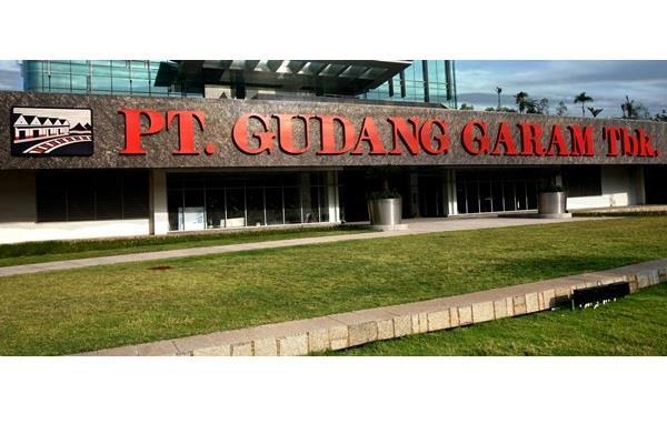 Gedung PT. Gudang Garam - gudanggaramtbk.com