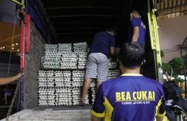 Bea Cukai Jateng-DIY Gagalkan Pengiriman 704.000 Batang Rokok Ilegal ke Sumatra