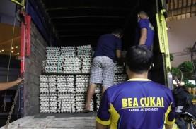 Bea Cukai Jateng-DIY Gagalkan Pengiriman 704.000 Batang…