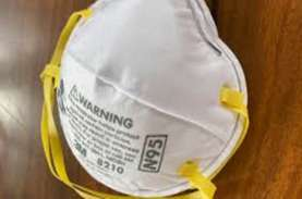 Masker N95 Bisa Digunakan Berkali-Kali, Asal...