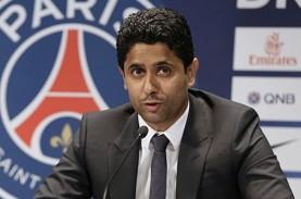 Gantikan Agnelli, Presiden PSG Jadi Ketua Asosiasi…