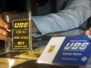 Emas 24 Karat UBS Pegadaian Ukuran 5 Gram Dijual Rp4.629.000