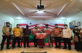 641 Pelajar Riau Terima Beasiswa Rp2,43 Miliar dari BPJamsostek