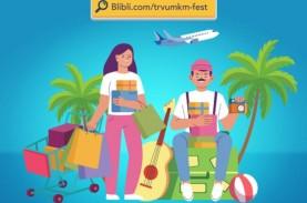 Asyik, Blibli Travel & UMKM Fest Sediakan Banyak Promo