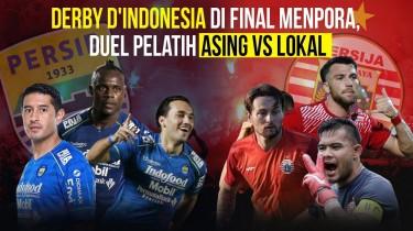 Persija Jakarta vs Persib Bandung, Pilih Mana?