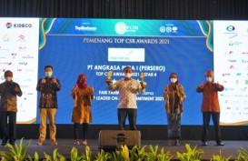 Angkasa Pura I Kembali Raih Dua Penghargaan Dalam Ajang Tops CSR Awards