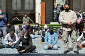 Pemkab Pasuruan Sosialisasi Pentingnya Prokes di Masjid-masjid