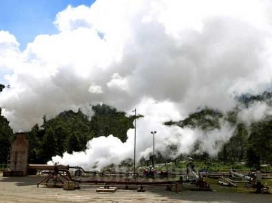 Star Energy Geothermal Lakukan Uji Produksi Pembangkit Listrik Tenaga Panas Bumi Wayang Windu di Jabar