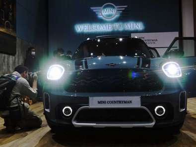 BMW Group Indonesia Luncurkan The New Mini Countryman Pada IIMS Hybrid 2021