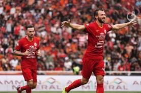 Piala Menpora 2021, Persija Jakarta Kalahkan Persib…