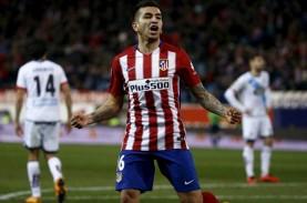 Atletico Kembali Geser Real Madrid dari Pucuk Klasemen…