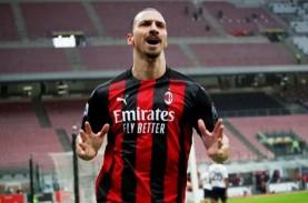 Milan Perpanjang Kontrak Ibrahimovic Hingga Pertengahan…