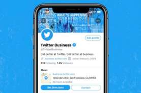 Sasar Pebisnis, Twitter Uji Coba Professional Profiles