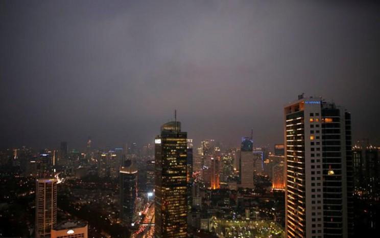 Wajah properti Jakarta, foto file 2 Agustus 2016. - Reuters