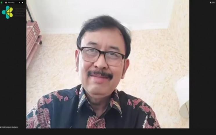Kepala Pusat Data dan Informasi Kemenkes,  Dr.drh.Didik Budijanto - istimewa