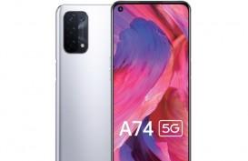 OPPO Luncurkan Smartphone A74 5G dan Enco Buds, Intip Spesifikasinya