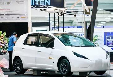 Perusahaan Malaysia Mau Produksi Mobil Listrik Seharga Rp177 Juta