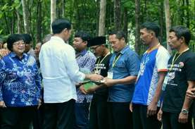Jokowi Geber Perhutanan Sosial 1,2 Juta Ha di Riau,…