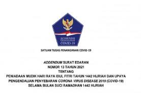 Link Download Addendum SE Satgas No 13/2021 tentang…