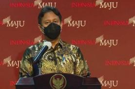 Menkes Akui Mutasi Covid-19 di Indonesia Sudah Ada…