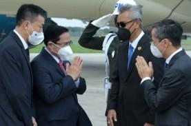 Sore Ini, Jokowi Gelar Pertemuan Bilateral dengan…