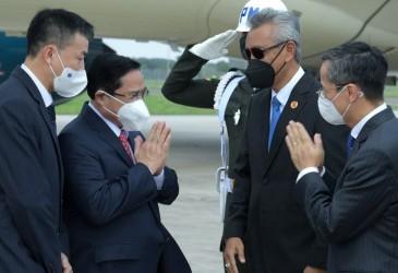 Sore Ini, Jokowi Gelar Pertemuan Bilateral dengan PM Vietnam