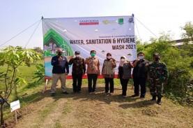 Hari Bumi, Program WASH Hijaukan Bantaran Sungai Citarum…