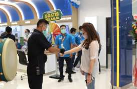 Electronic City (ECII) Buka Toko ke-62 di The Park Sawangan