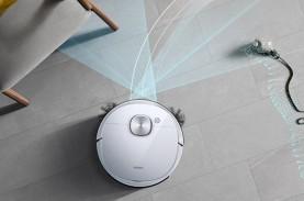 Ecovacs Rilis Pembersih Vakum Robotik Deebot T9, Intip…