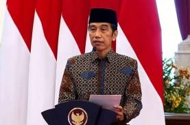 Bertemu PM Vietnam, Jokowi Bahas Penyelesaian Krisis…